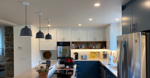 Kitchen Lighting Griff Electric