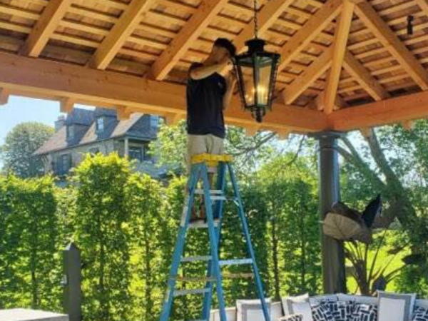 Do You Need an Electrician to Change Your Light Fixtures