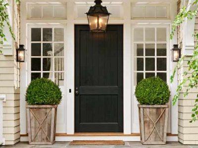 Front Door Lighting: Brighten Up Your Home