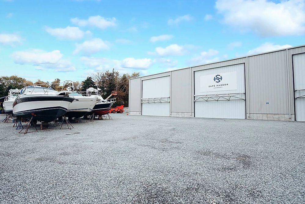 Safe Harbor Sakonnet Marina Boat Storage Portsmouth Rhode Island